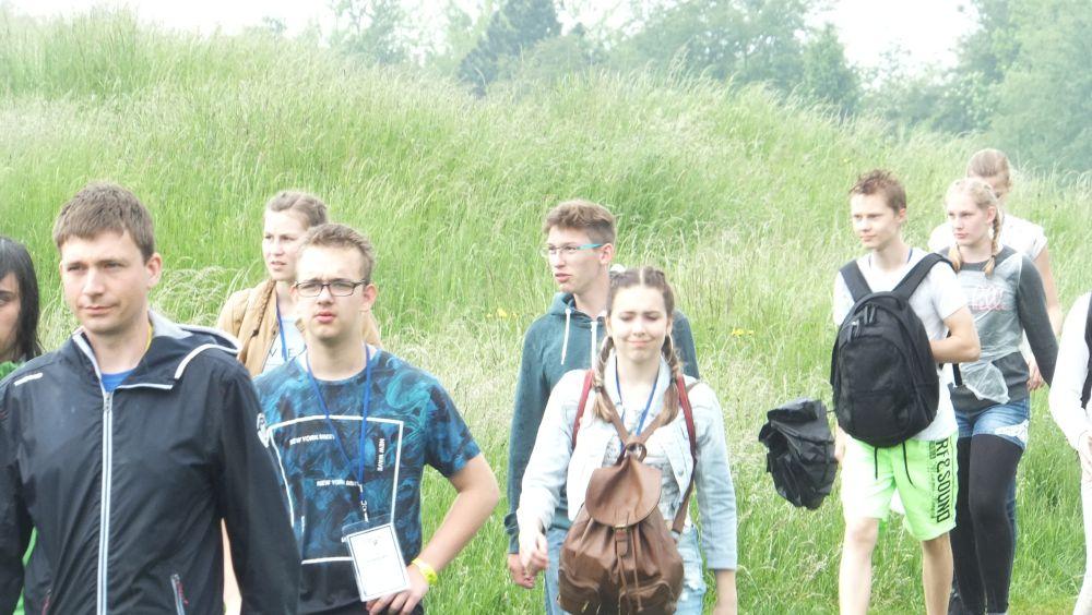 Sie sehen Bilder des Artikels: 4000 jeunes pour Verdun – Wir durften Thüringen vertreten!