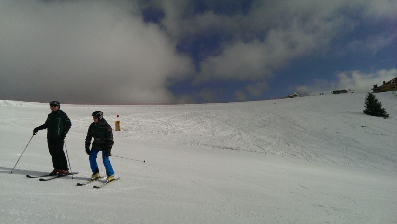 Sie sehen Bilder des Artikels: Skifahren in Südtirol