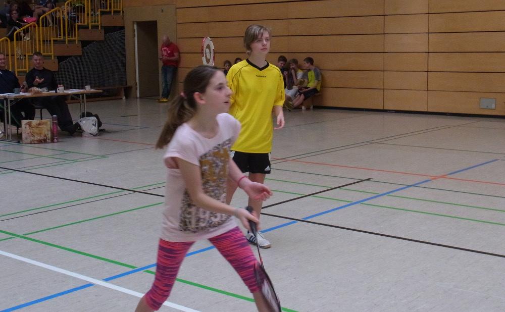 Sie sehen Bilder des Artikels: Ostthüringenmeisterschaft Badminton