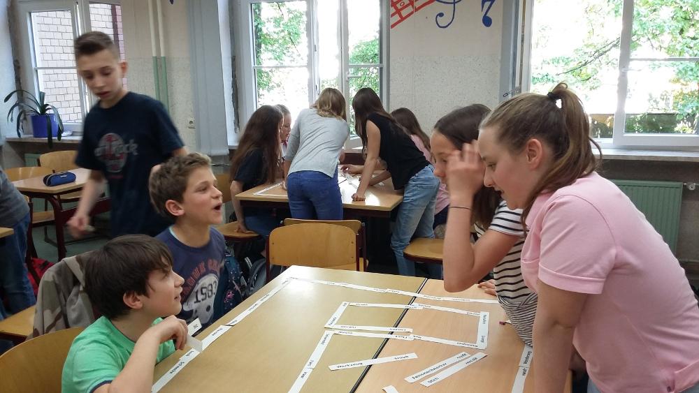 Sie sehen Bilder des Artikels: Europa macht Schule