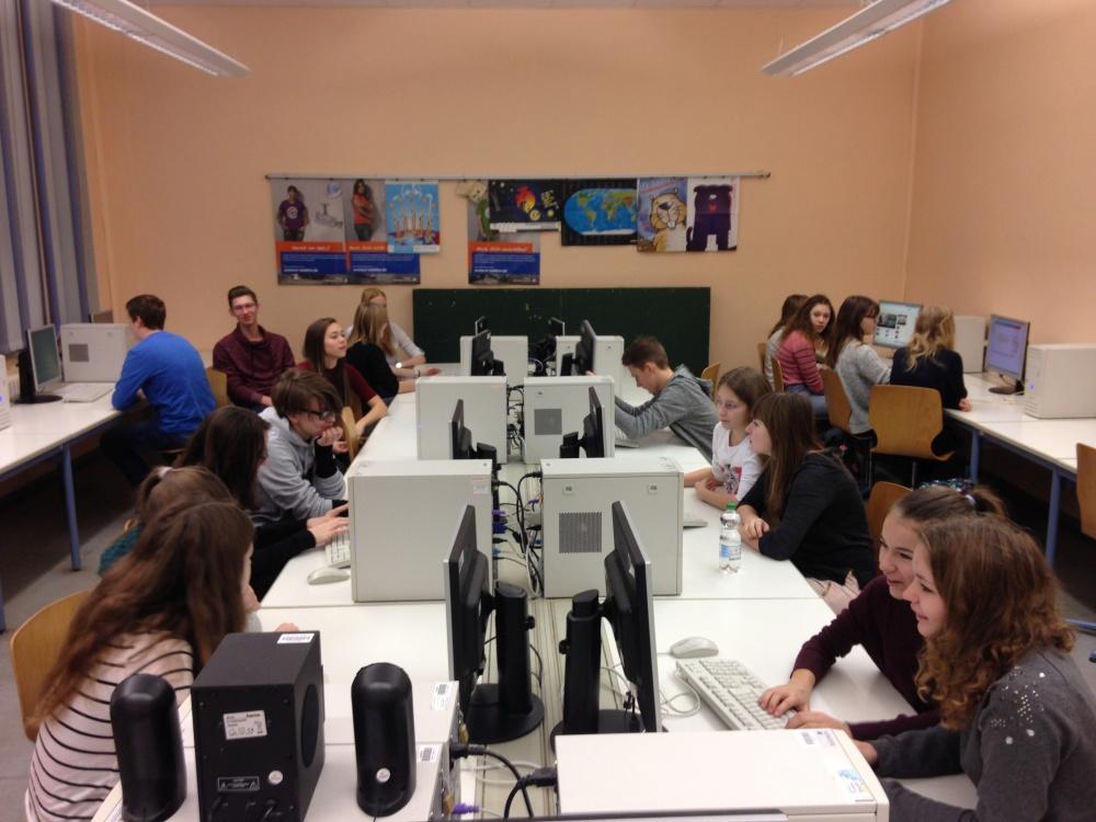 Sie sehen Bilder des Artikels: Internetwettbewerb Französisch: FÉLICITATIONS!